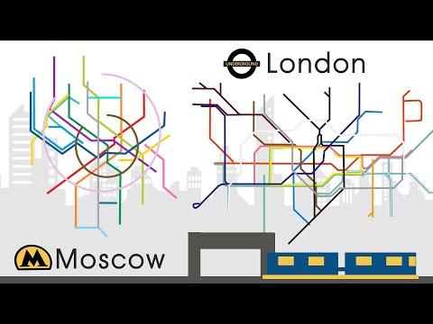Метро Москвы против