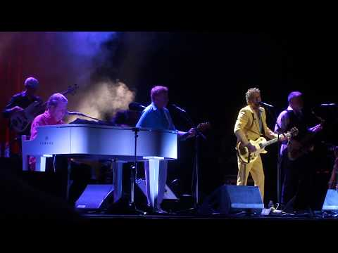 "BRIAN WILSON feat. Blondie Chaplin -""Wild Honey"" live in Frankfurt 19. Juli 2017"