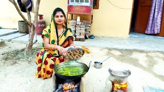 FRIDAY SPECIAL DINNER ROUTINE 2018 | INDIAN EVENING DINNER ROUTINE | VILLAGE COOKING