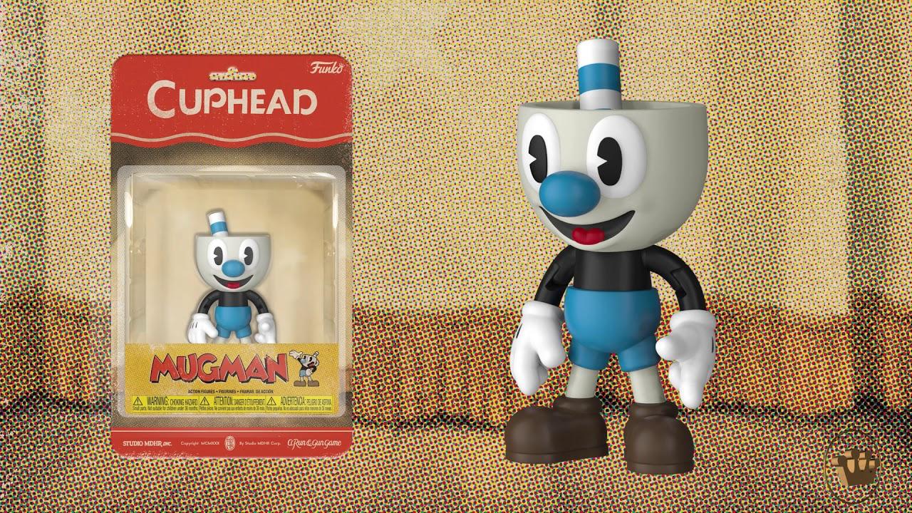 Cuphead Cuphead Action Figure