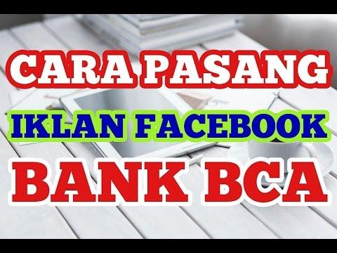 Cara Membuat Iklan Bersponsor di Facebook Pembayaran via Bank BCA
