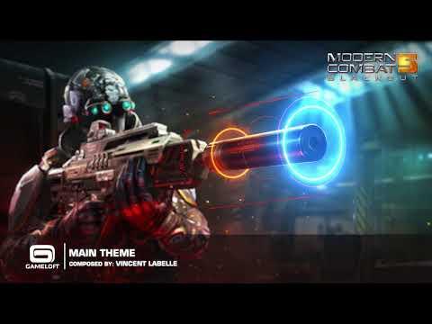 Modern Combat 5 - Main Theme