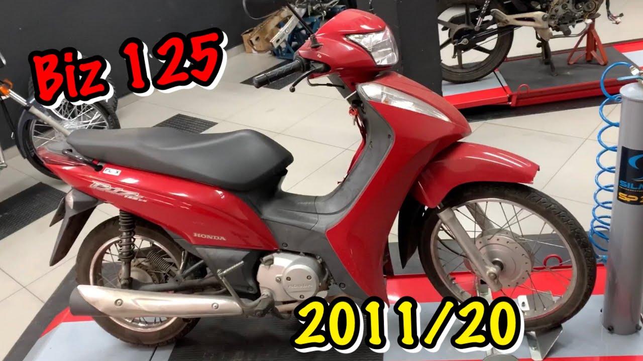 HONDA BIZ 125 DE CARA NOVA