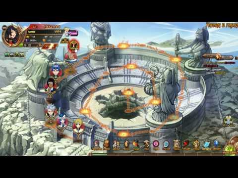 Играем в Fairy tail RPG 57 Двойной опыт