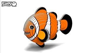 37 Clownfish Eugy Instruction
