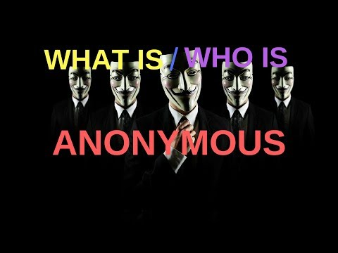 Anonymous group full story in HINDI and URDU what is anonymous || DAVID LEO CHANNEL