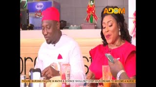 Chief Biney and Afia Akoto share their love story (14-2-20)