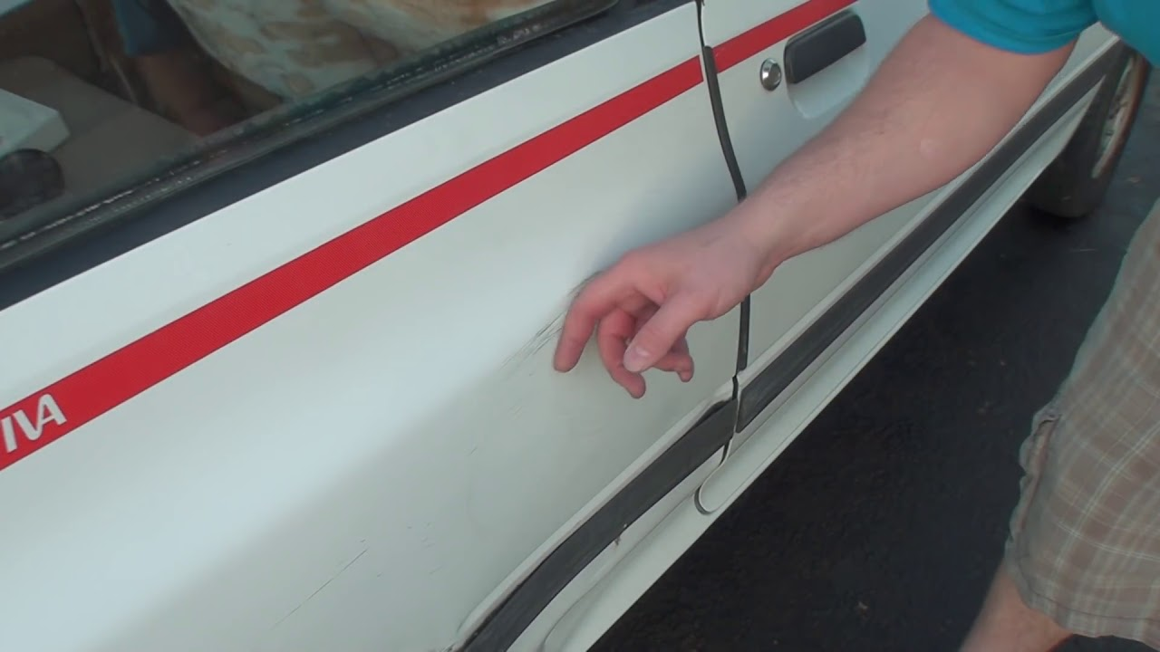Auto Dent Removal Dent Removal How To Remove A Dent From A Car Youtube