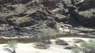 Namibia - Von Solitaire nach Swakopmund
