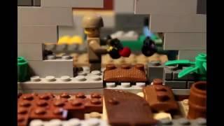 Лего ВОВ Битва за Севастополь/Lego ww2 Battle of Sevastopol