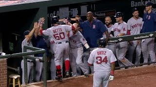 8/16/15: Betts' two homers power Red Sox past Orioles
