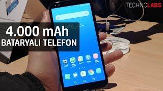 Asus Zenfone 5 Max 2018 - Ön İnceleme / 4000 mAh Batarya!