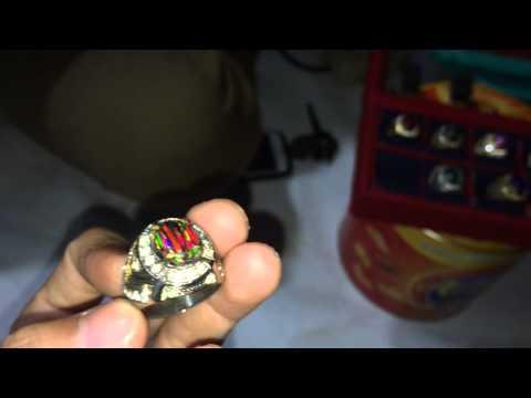 Batu Cincin Black Opal #1 ini Ciri Batu Bukan ASLI
