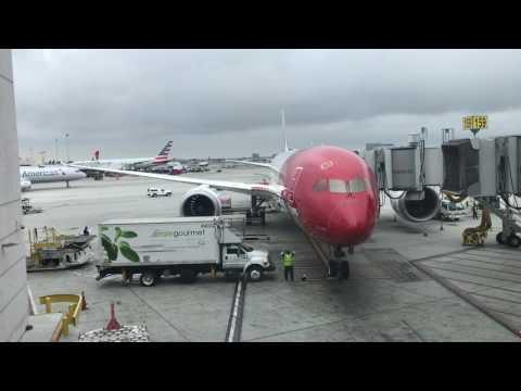 TRIP REPORT   Norwegian Air   787-9   Economy   (LAX-LGW)