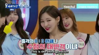 Heechul Vs Sujeong Superjuniortv MP3