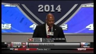 49ers select Carlos Hyde