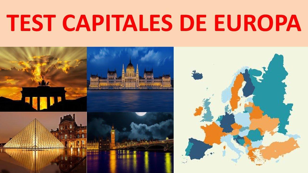 Capitales de europa test las capitales de europa repasar y aprender con juego quiz youtube - Beste architektur uni europa ...