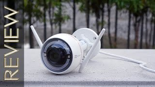 ezviz CTQ3W EzGuard Smart WiFi Outdoor Bullet IP Camera Review