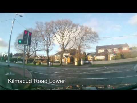 Upper & Lower Kilmacud Roads