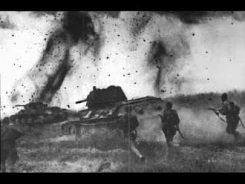 Песня про танк T34. Бардошин Сергей.
