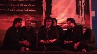 Shafqat Amanat Ali Khan - Mujrai Khalq Mein - Imam Bargah Darbar e Hussaini a.s 2016