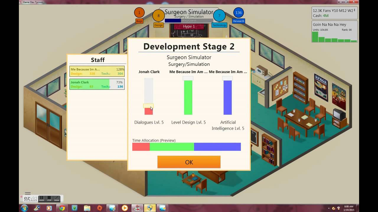 (Game Dev Tycoon) How To Make A Good Game - YouTube