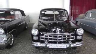 видео Сочи Автомузей - интересная история.
