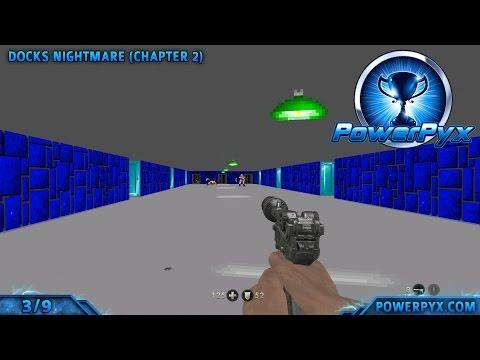 Wolfenstein The Old Blood - All Nightmare Levels Walkthrough & Locations (Die, Grösse, die! Trophy)