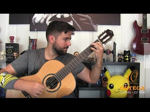 Nathan Mills - The Last of the Mahicans: Promentory - Classical Fingerstyle Acoustic Guitar Cover