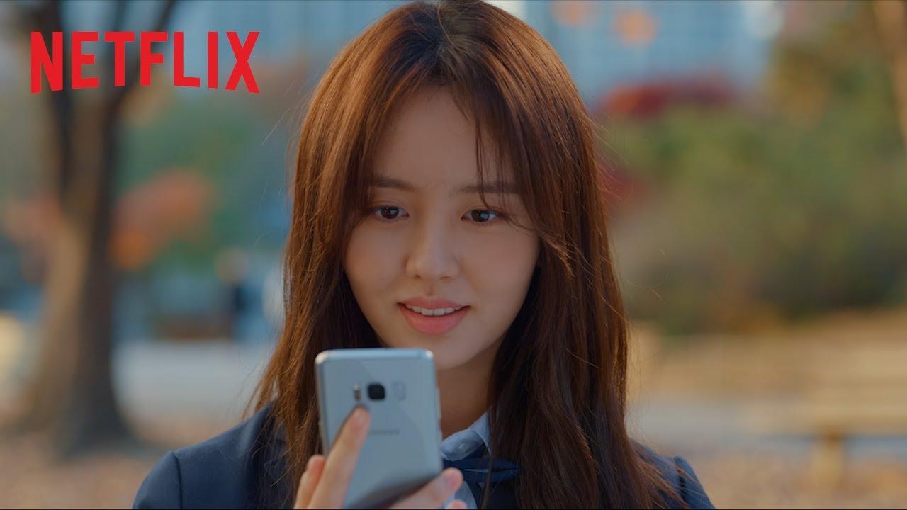 ผลการค้นหารูปภาพสำหรับ love alarm netflix soompi poster