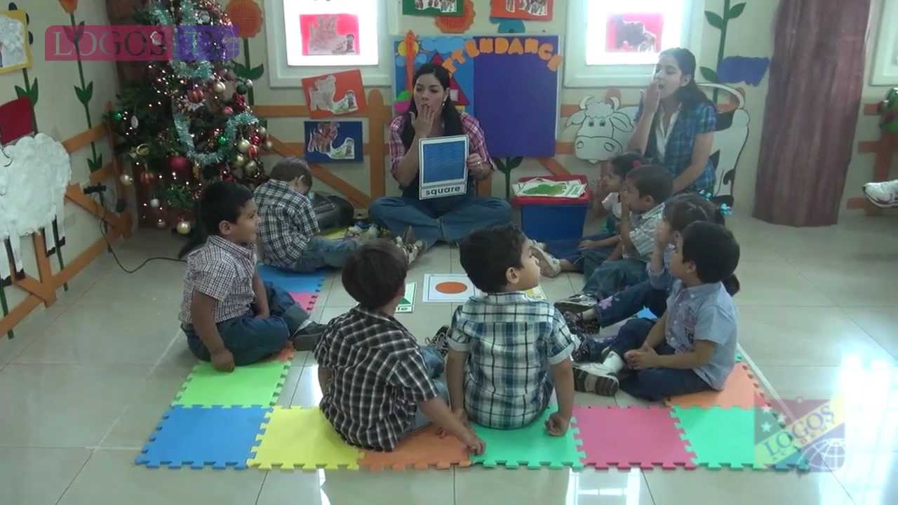 Clases demostrativas preescolar 2011 youtube for Actividades de salon