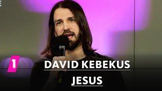 """David Kebe: """"Jesus"""""""
