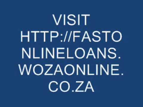 FAST LOANS, SOUTH AFRICA