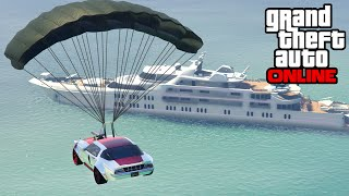 GTA 5 Online - The Luxurious Lifestyle of Organized Crime