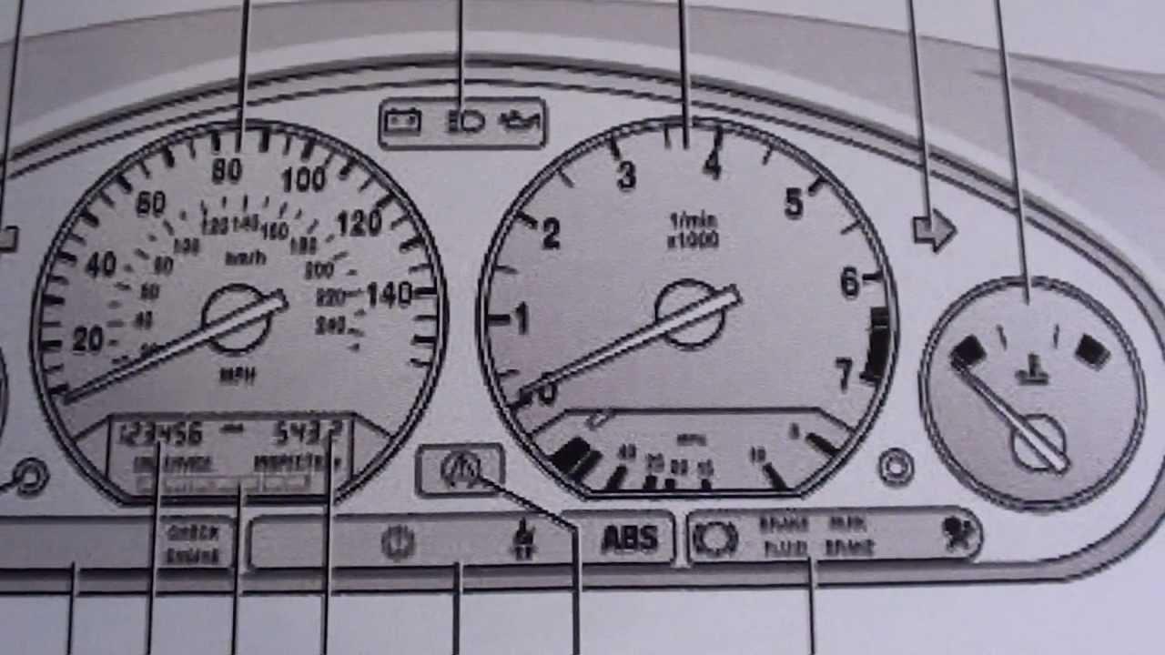 medium resolution of 1996 bmw 528i engine diagram online wiring diagram databmw e36 3 series dashboard warning lights symbols