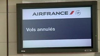 French PM calls Air France pilot