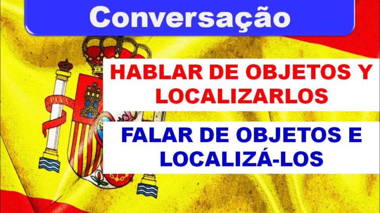 Conversação Em Espanhol Com Áudio