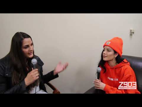 Z90 Interview with Halsey