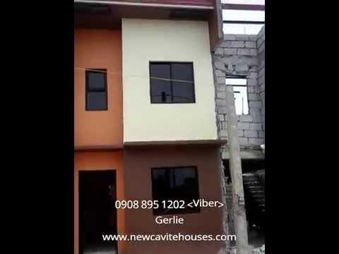 House for Sale Tanza Cavite Town villa2 Amaya Breeze