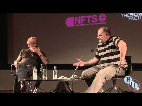 LFF BFI Peter Mullan Masterclass Highlights