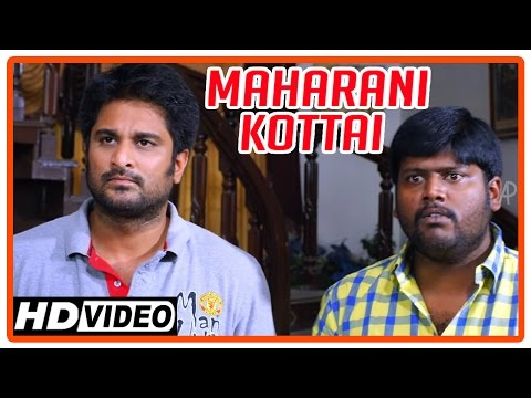 Maharani Kottai Tamil Movie | Scenes | Richard Plans To Make Girls Stay In The House | Ashvin Raja