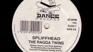 The Ragga Twins - Spliffhead