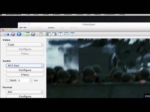Convert .DTS (in .MKV) to .AC3 Free on Mac
