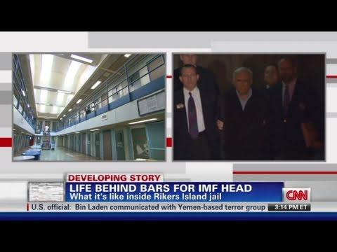 A look inside Rikers Island jail