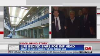 A look inside Rikers Island jail