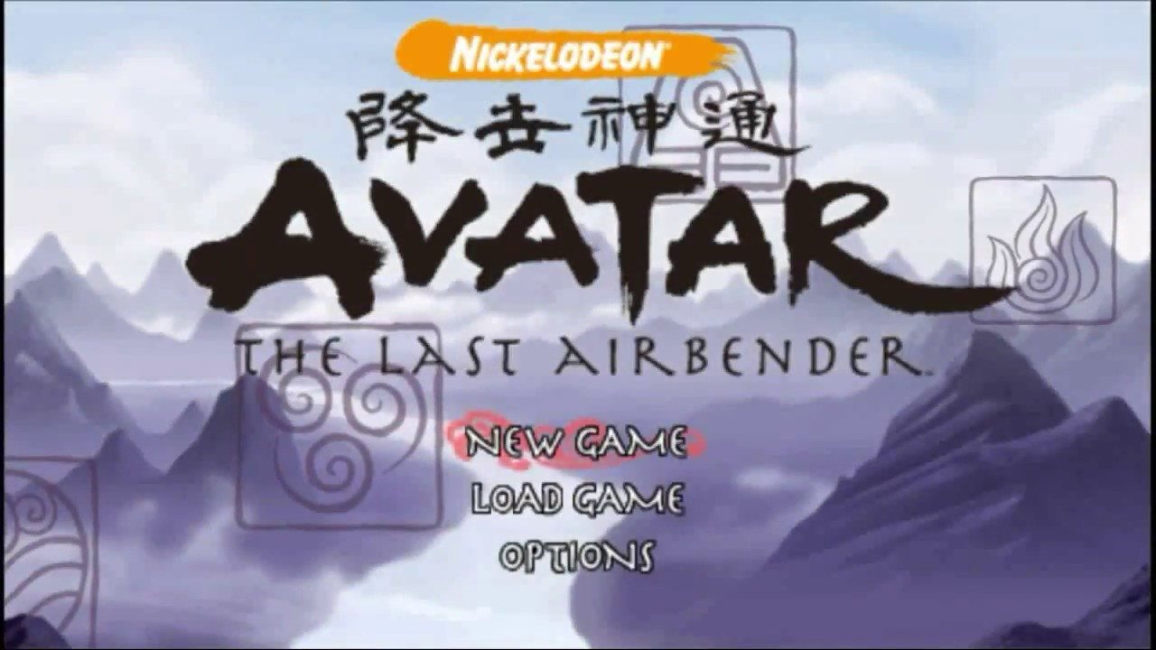 {ONLY 109MB} Avatar The Last Airbender USA PSP game Download for Android