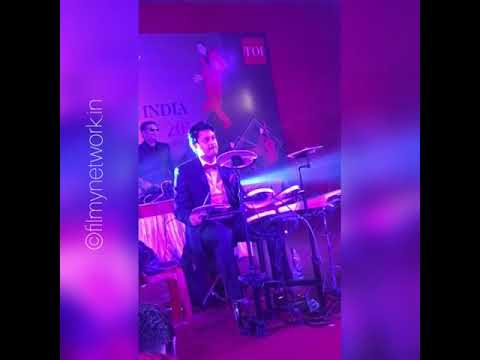 Actor Jisshu Sengupta as a Drummer