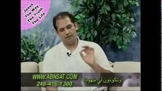 Intelligent Ex Muslim sharing Christian Faith..Beautiful Testimony