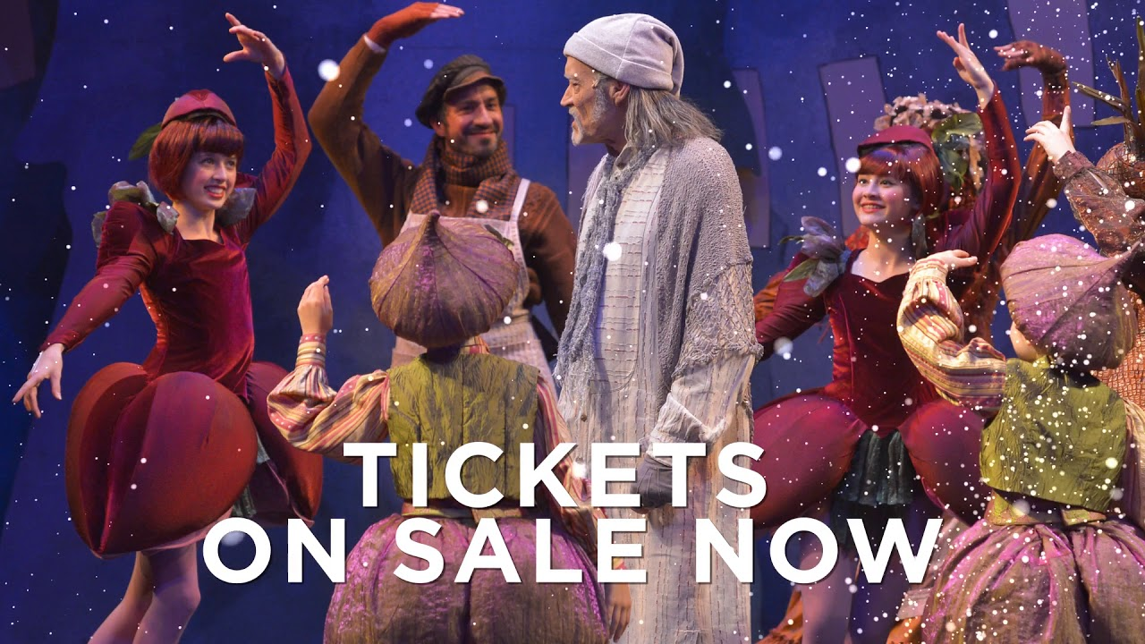 A Christmas Carol Trailer American Conservatory Theater San Francisco Youtube