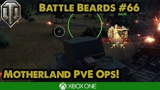 call of the motherland pve medal battle beards 66 wot xbox one